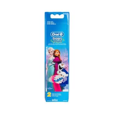 ORAL-B - Eb 10 2 k Brush Set Kids frozen - 2'S