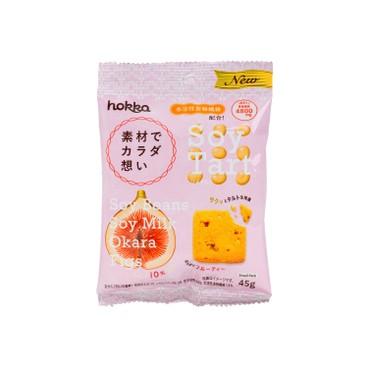 HOKKA - Soy Bean Biscuit - 45G