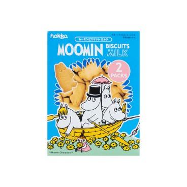 HOKKA - Moomin Biscuit milk - 75G