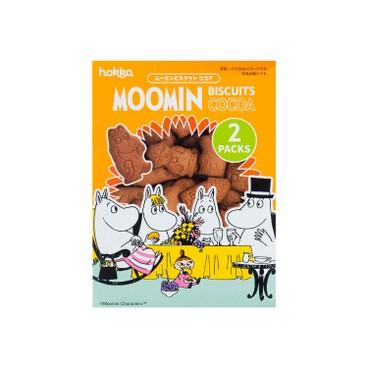 HOKKA - Moomin Biscuit coco - 75G