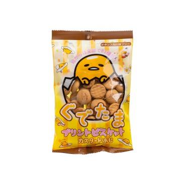 HOKKA - Gudetama Biscuit - 70G