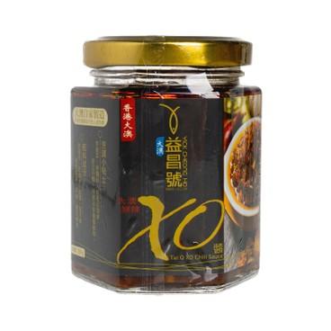YICK CHEONG HO - Tai O Chili X o Sauce - 180G