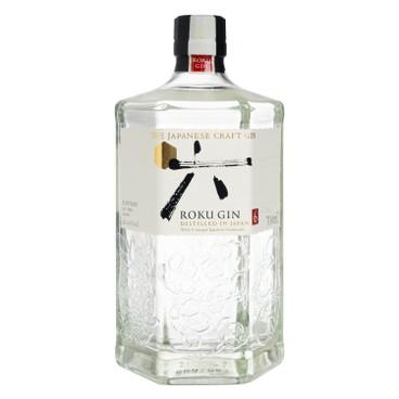 SUNTORY - Roku Gin without Box - 700ML