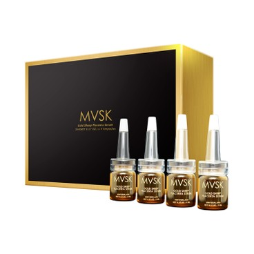 MVSK - Gold Sheep Placenta Serum - 5MLX4