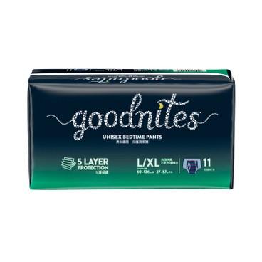 HUGGIES - Goodnites L Xl - 11'S
