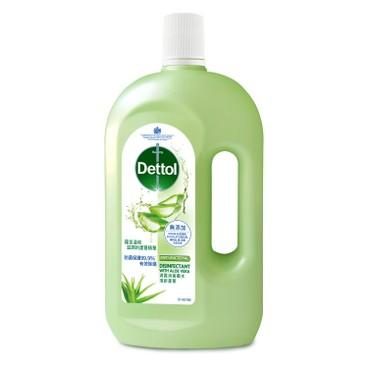 DETTOL - Antiseptic Liquid Aloe Vera - 1L