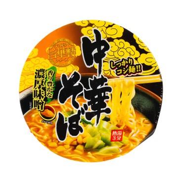 山本製粉 - 中華麵豉濃湯麵 - 105G