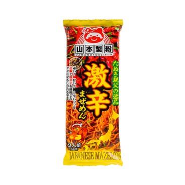 山本製粉 - 濃厚辛辣味噌豚骨拉麵(2人份) - 176g