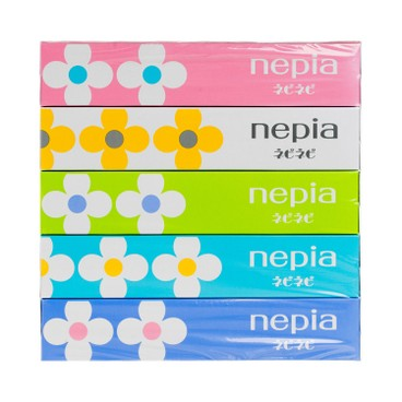 NEPIA - Eco Friendly Box Tissue - 150'SX5