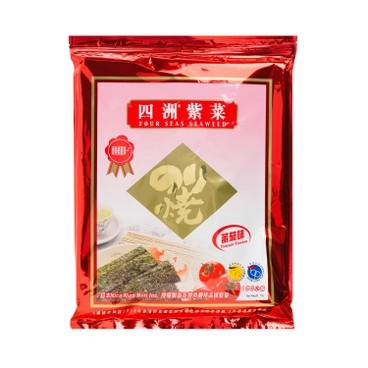 FOUR SEAS - Seaweed tomato Flavour - 100'S