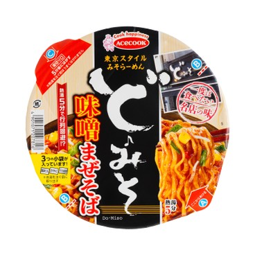 ACECOOK - Miso Cold Noodles - 138G