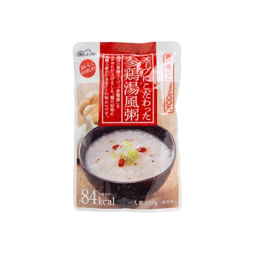 TABLELAND - Chicken Ginseng Soup Congee - PC