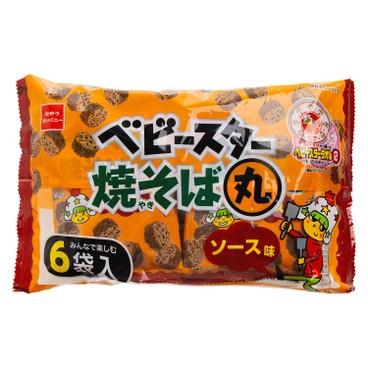 童星 - 醬油風味點心麵 - 6PC