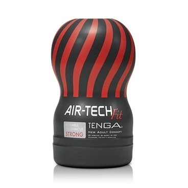 TENGA - AIR-TECH FIT 重複使用型-刺激型|自慰杯 飛機杯 - PC
