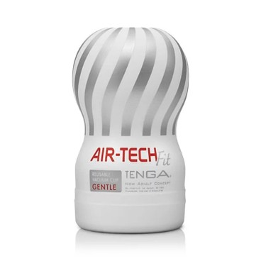 TENGA - AIR-TECH FIT 重複使用型-柔軟型|自慰杯 飛機杯 - PC