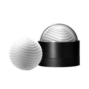 TENGA - GEO 水紋球 - 重複使用型 自慰杯 飛機杯 - PC