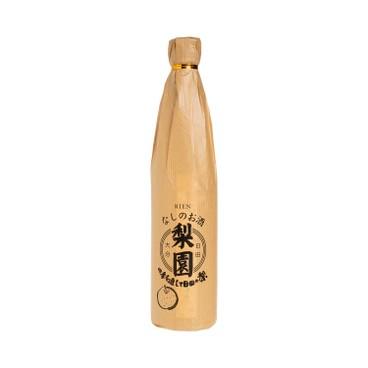 老松酒造株式会社 - 梨子果酒 - 500ML