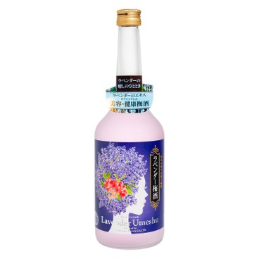 國盛 - 薰衣草梅酒 - 720ML