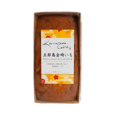 金澤兼六製菓 - 五朗島金時蕃薯味手作蛋糕 - PC