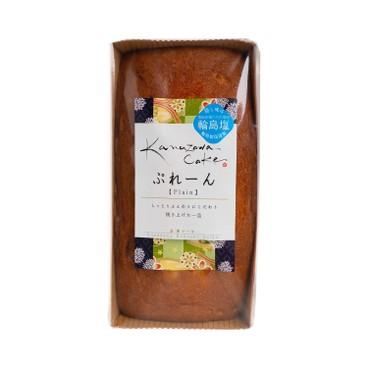 金澤兼六製菓 - 五朗島原味手作蛋糕 - PC