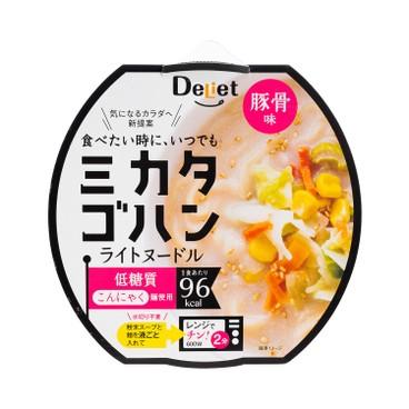 KMANAC - Tonkotsu Konjac Noodle - 257.4G