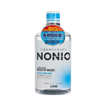 NONIO - 無口氣漱口水-清涼薄荷味 - 1000ML