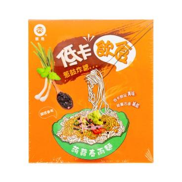 FAN DAO - Konjac Harusame Noodles scallion Soy Sauce Jjajang - 275G
