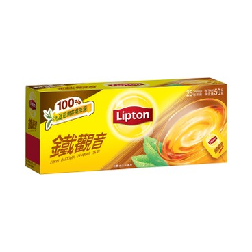 LIPTON - Asian Teabags iron Buddha - 2GX25