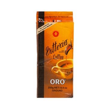 VITTORIA - Ground Coffee Oro - 250G