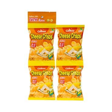 CALBEE - Cheese Chips - 10GX4