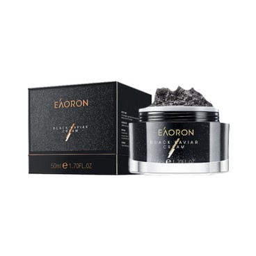 EAORON - Black Caviar Cream - 50ML