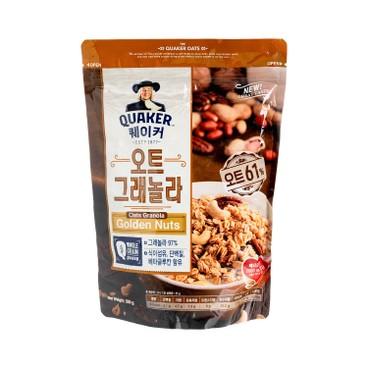 桂格 - 燕麥脆-堅果 - 350G