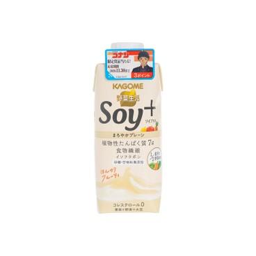 KAGOME - 野菜生活SOY+系列豆乳混合果汁 - 330ML