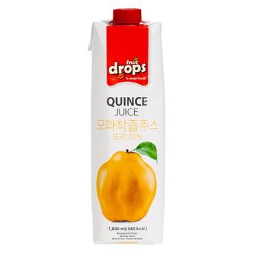 Fruit Drop - Nfc 100 Quince Juice - 1L