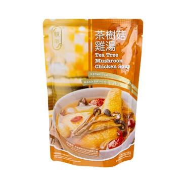 Shun Nam - Cordyceps Flower Chicken Soup - 500G