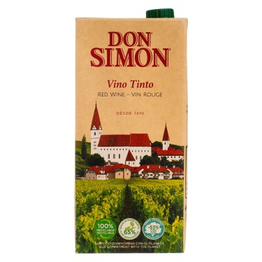 Don Simon - Red Wine Vino Tinto - 1L