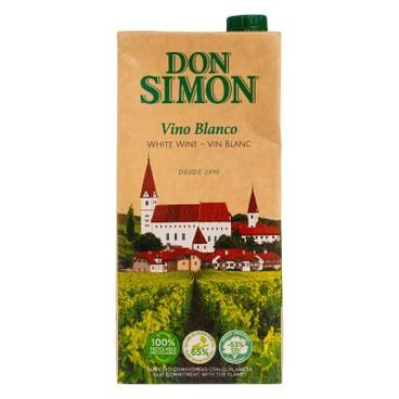 Don Simon - White Wine Vino Blanco - 1L