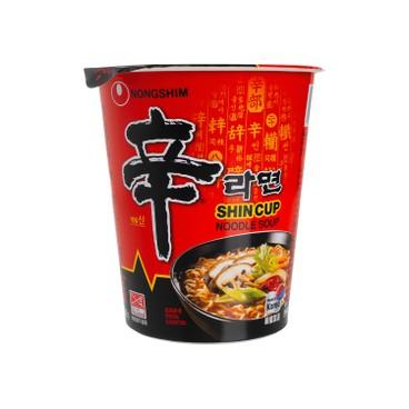 農心 - 杯麵-辛辣麵 (韓國出口版) - 68G