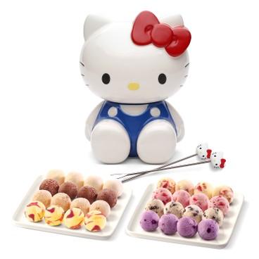 HAAGEN DAZS - 雪糕火鍋禮券-經典套裝(Hello Kitty) (連贈品禮券乙套) - PC