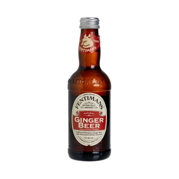 FENTIMANS - Traditional Ginger Beer - 275ML
