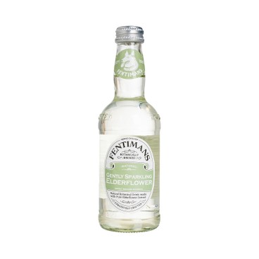 FENTIMANS - Gently Sparkling Elderflower - 275ML
