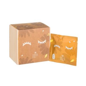 CHECKCHECKCIN - 米茶茶包-玄米 菊花 綠茶 - 5'S
