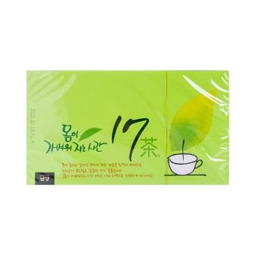 NAMYANG - Time To Lighten Body 17 17 Mixed Tea - 80'S