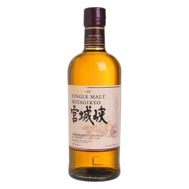 NIKKA WHISKY - 宮城峽威士忌 - 700ML