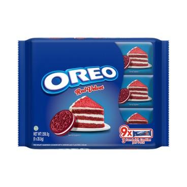 OREO - Chocolate Red Velvent - 256.5G