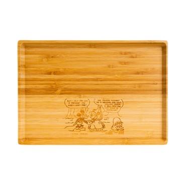 パール金属 - MICKY MOUSE 竹製餐盤 - PC