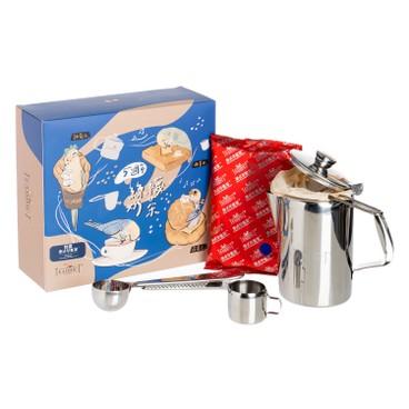 TEADDICT - 5th Anniversary Teapresso Diy Set For 2 milk Tea - SET