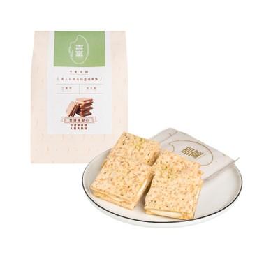 吉室商行 - 牛軋米餅-三星蔥口味 (新包裝) - 20GX5