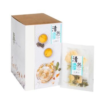 禾豊堂 - 清熱降火金銀花茶套裝 - 10GX10