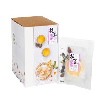 禾豊堂 - 抗氧美容蝶豆花茶套裝 - 20GX10